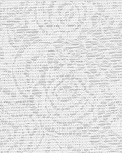 127mm Chantilly Lace White Vertical Blind Fabric